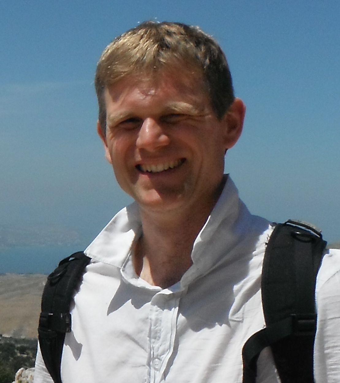 Andrew Marsham