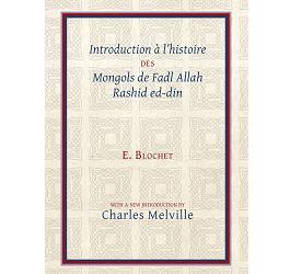 Introduction à l'Histoire des Mongols de Fadl Allah Rashid ed-din