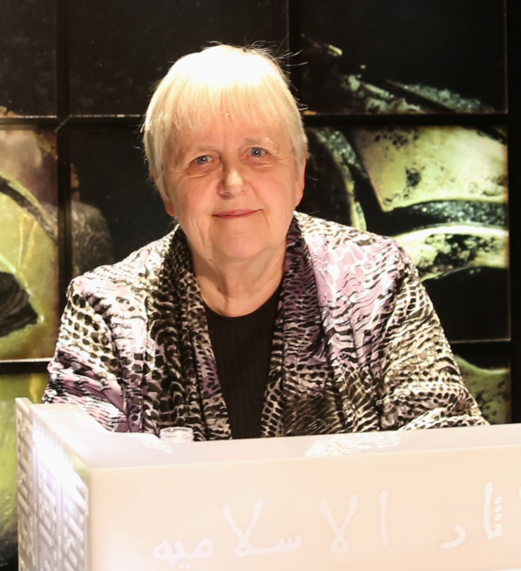 Professor Carole Hillenbrand OBE